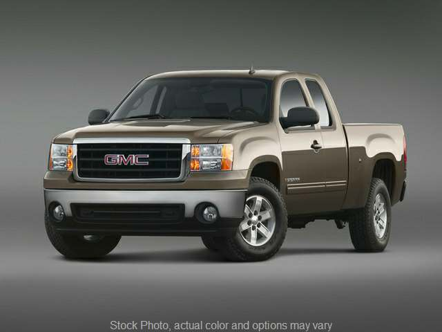 Used 2008  GMC Sierra 1500 4WD Ext Cab SL at OK Auto Mart near Lansing , MI