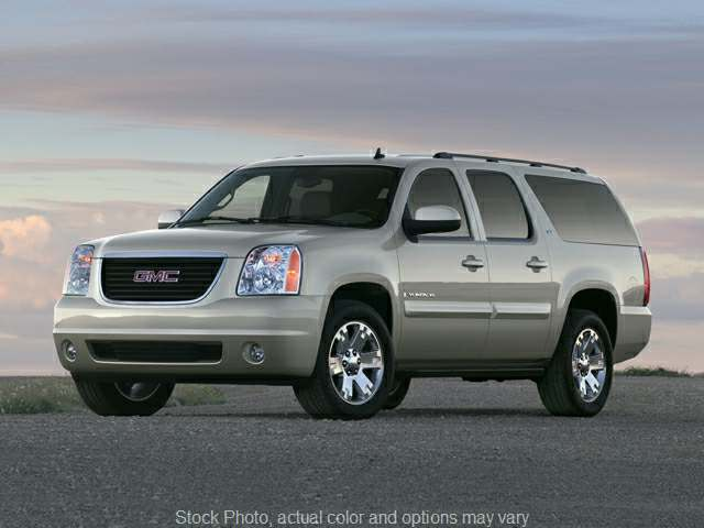 Used 2008  GMC Yukon XL 1500 SUV 4WD SLT-1 at Car Country near Aurora, IN