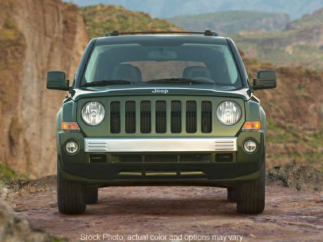 Used 2008  Jeep Patriot 4d SUV 4WD Sport at Good Wheels near Ellwood City, PA
