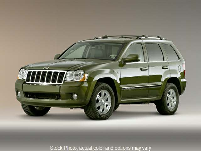 2008 Jeep Grand Cherokee 4d SUV 4WD Laredo (V8) at Express Auto near Kalamazoo, MI