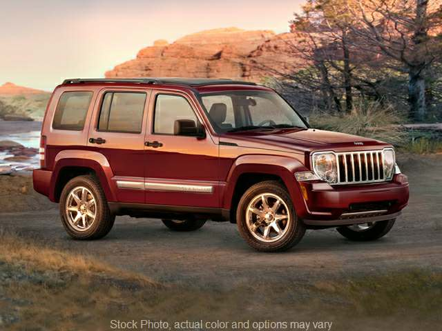 2008 Jeep Liberty 4d SUV 4WD Sport at Good Wheels near Ellwood City, PA
