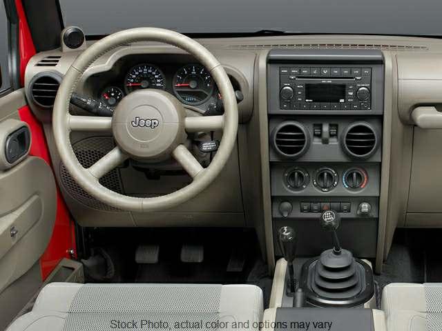 Used 2008  Jeep Wrangler 2d Convertible X at Ramsey Motor Company - North Lot near Harrison, AR