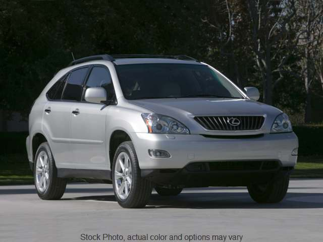 2008 Lexus RX350 4d SUV FWD at Bill Fitts Auto Sales near Little Rock, AR
