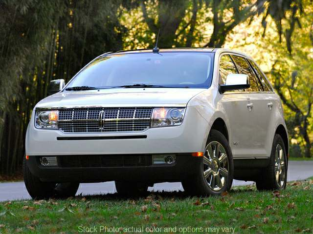 2008 Lincoln MKX 4d SUV AWD at Good Wheels near Ellwood City, PA
