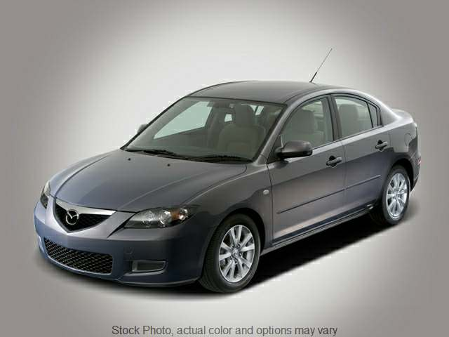 2008 Mazda Mazda3 4d Sedan i Touring Auto at Pekin Auto Loan near Pekin, IL