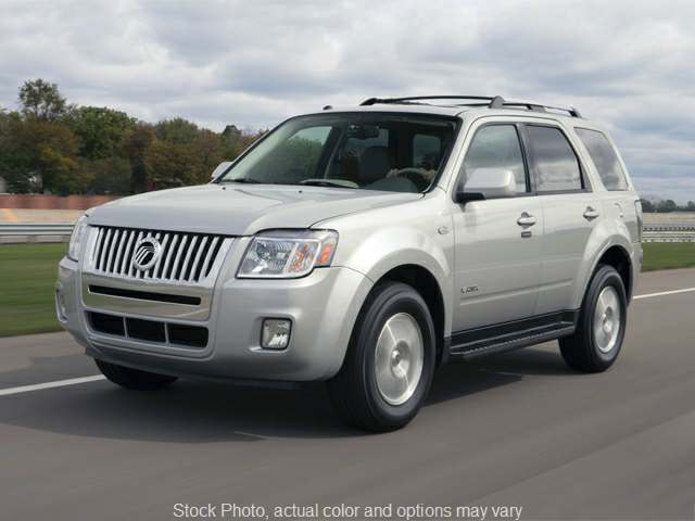 Used 2008  Mercury Mariner 4d SUV 4WD (V6) at Good Wheels near Ellwood City, PA