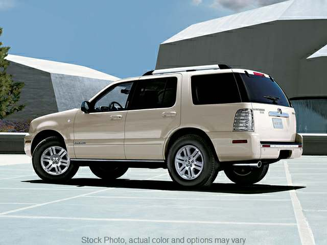 Used 2008  Mercury Mountaineer 4d SUV AWD at City Wide Auto Credit near Toledo, OH