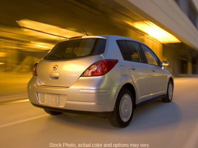 Used 2008  Nissan Versa 4d Hatchback S Auto at Action Auto Group near Oxford, MS