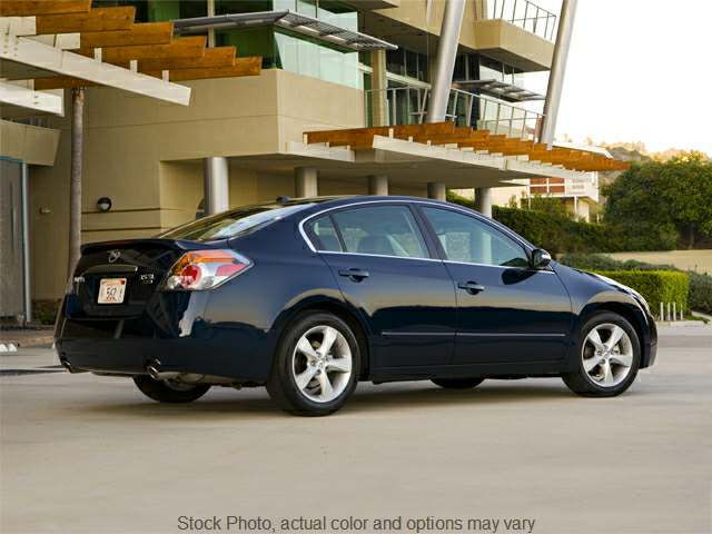 Used 2008  Nissan Altima 4d Sedan SL 2.5L at Graham Auto Group near Mansfield, OH