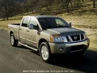 Used 2008  Nissan Titan 2WD Crew Cab SE at Kama'aina Nissan near Hilo, HI