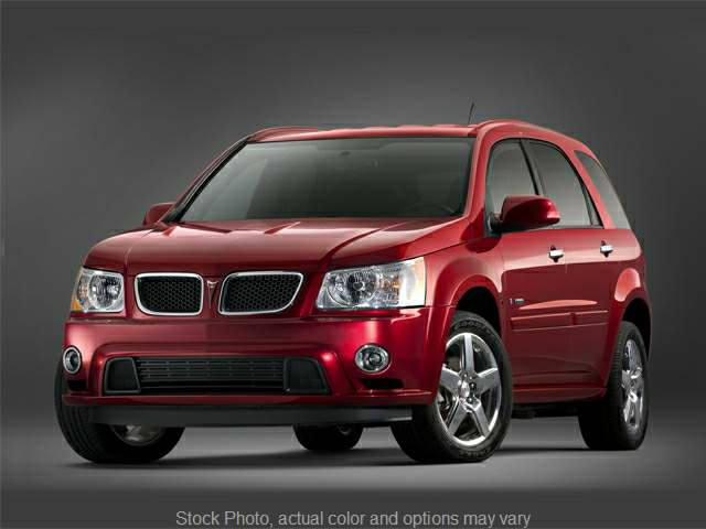 Used 2008  Pontiac Torrent 4d SUV FWD at 30 Second Auto Loan near Peoria, IL