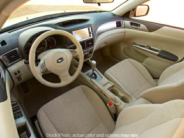 Used 2008  Subaru Impreza 4d Sedan 2.5i Auto at Action Auto Group near Oxford, MS
