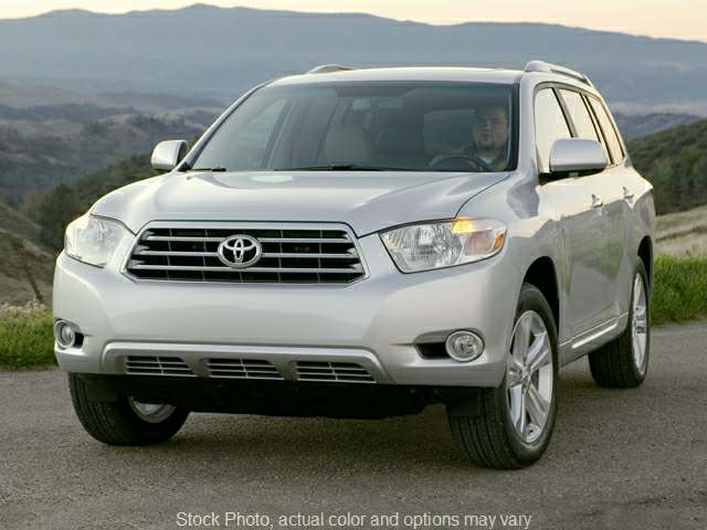 Used 2008 Toyota Highlander 4d SUV AWD Limited at Greer Mistubishi near Greer, SC