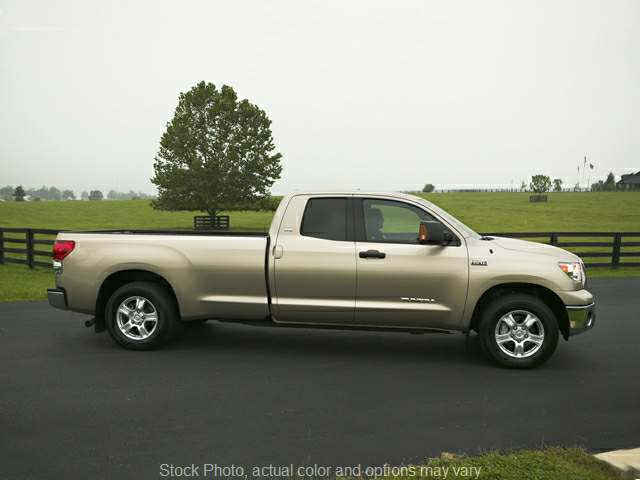 Used 2008  Toyota Tundra 2WD Double Cab 5.7L at City Wide Auto Credit near Toledo, OH