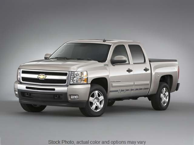 Used 2011  Chevrolet Silverado 1500 2WD Crew Cab Hybrid 1HY at The Gilstrap Family Dealerships near Easley, SC