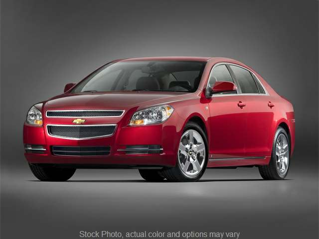 Used 2009  Chevrolet Malibu 4d Sedan LT w/1LT at Good Wheels near Ellwood City, PA