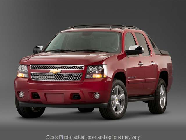 Used 2011  Chevrolet Avalanche 4d SUV 4WD LS at Mike Burkart Ford near Plymouth, WI