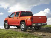Used 2011  Chevrolet Colorado 4WD Crew Cab LT1 at Hallada Ford near Dodgeville, WI