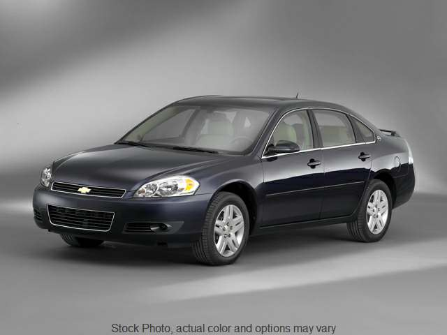 2012 Chevrolet Impala 4d Sedan LT at Springfield Select Autos near Springfield, IL
