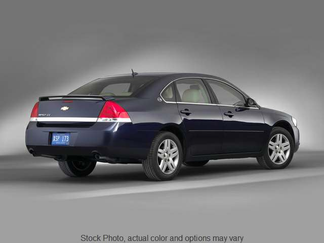 Used 2010  Chevrolet Impala 4d Sedan LS at I Deal Auto near Louisville, KY