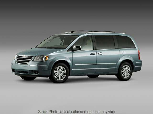 2010 Chrysler Town & Country 4d Wagon Touring at Shook Auto Sales near New Philadelphia, OH