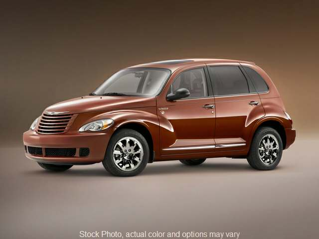 Used 2008 Chrysler PT Cruiser 4d Wagon LX at Griffin Mitsubishi near Monroe, NC