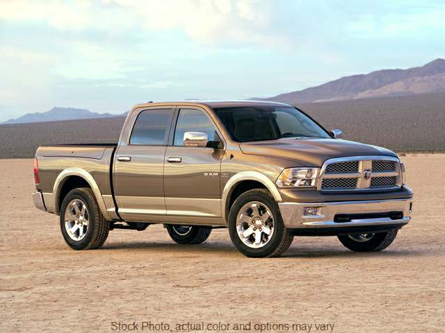 Used 2012  Ram 1500 4WD Crew Cab Big Horn at Ramsey Motor Company - North Lot near Harrison, AR