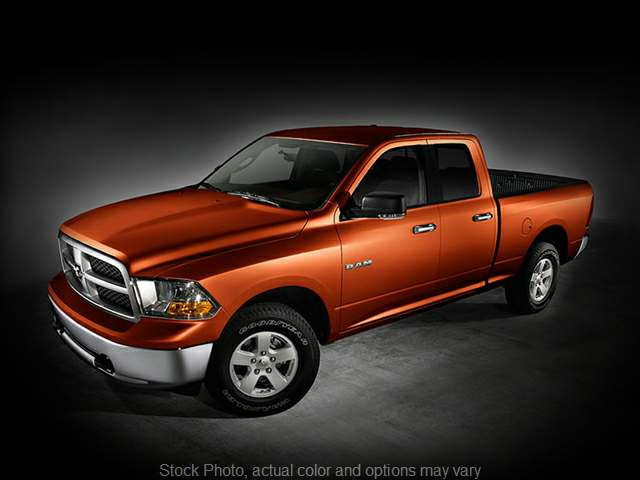 2009 Dodge Ram 1500 2WD Quad Cab SLT at Bill Fitts Auto Sales near Little Rock, AR