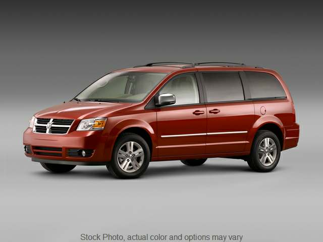 2010 Dodge Grand Caravan 4d Wagon SXT 3.8L at Shook Auto Sales near New Philadelphia, OH