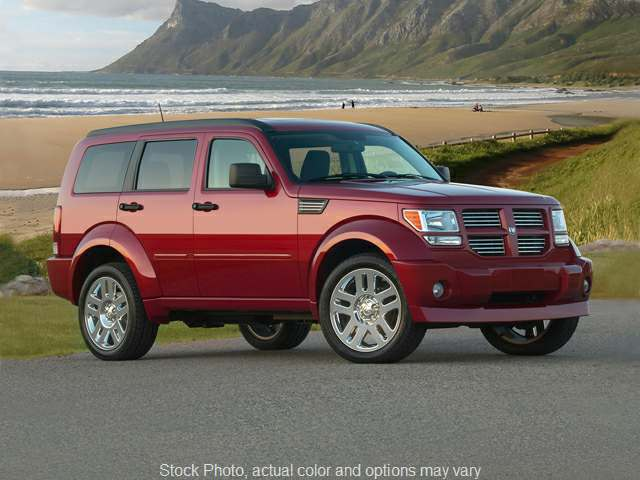 Used 2011  Dodge Nitro 4d SUV 2WD Shock at Express Auto near Kalamazoo, MI