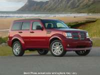 2010 Dodge Nitro 4d SUV 4WD SXT at Good Wheels near Ellwood City, PA