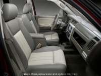 Used 2010  Dodge Dakota 4WD Crew Cab Bighorn/Lonestar at Mike Burkart Ford near Plymouth, WI