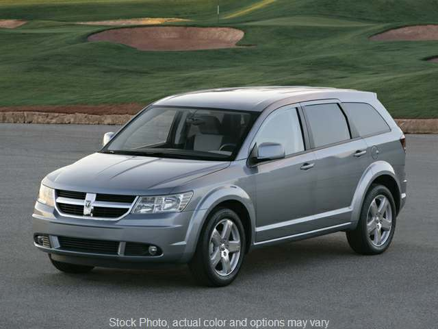 2009 Dodge Journey 4d SUV FWD SXT at The Car Store near Oklahoma City, OK