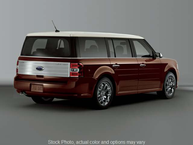 Used 2009  Ford Flex 4d SUV FWD SEL at Express Auto near Kalamazoo, MI