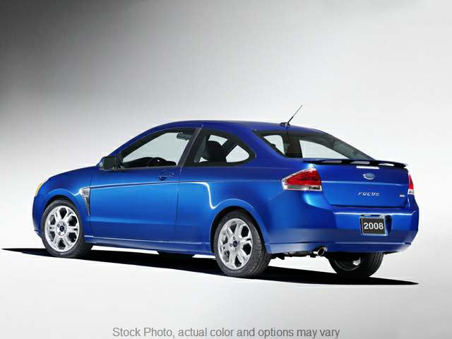 Used 2009  Ford Focus 2d Coupe SE at Action Auto Group near Oxford, MS