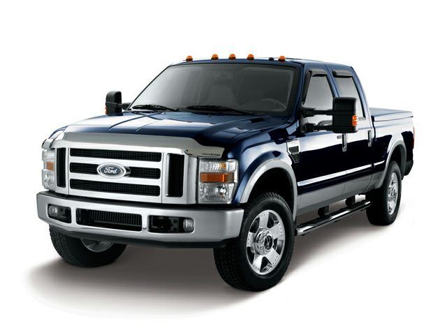 2010 Ford F-250 SD Regular Cab 4X4