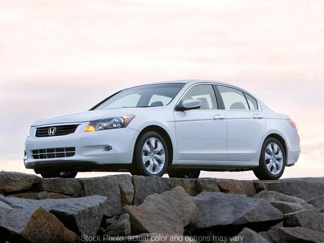 2010 Honda Accord Sedan 4d EX-L V6 at Good Wheels near Ellwood City, PA
