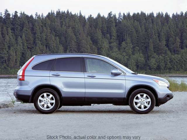 Used 2009  Honda CR-V 4d SUV 4WD LX at Express Auto near Kalamazoo, MI