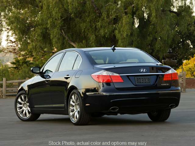 Used 2011  Hyundai Genesis 4d Sedan 3.8L at Bill Fitts Auto Sales near Little Rock, AR