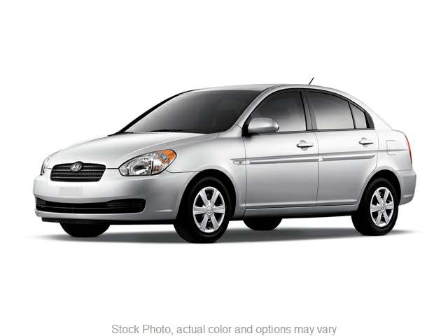 Used 2009  Hyundai Accent 4d Sedan GLS Auto at VA Cars of Tri-Cities near Hopewell, VA