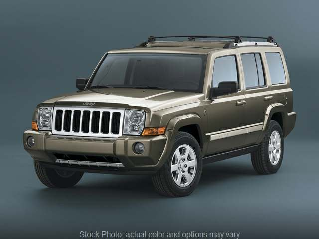 2010 Jeep Commander 4d SUV 4WD Sport at Action Auto Group near Oxford, MS
