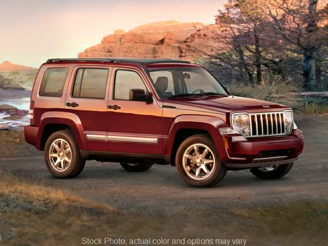 2012 Jeep Liberty 4d SUV 4WD Latitude at The Gilstrap Family Dealerships near Easley, SC