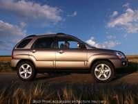 Used 2009  Kia Sportage 4d SUV FWD LX 5spd at Camacho Mitsubishi near Palmdale, CA