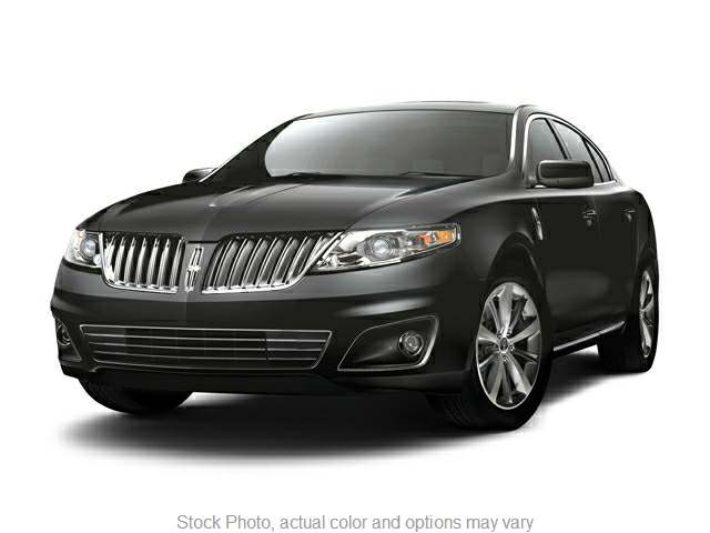Used 2009  Lincoln MKS 4d Sedan FWD at Bill Fitts Auto Sales near Little Rock, AR