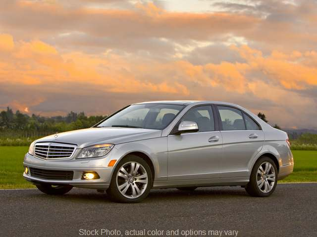 Used 2010  Mercedes-Benz C-Class 4d Sedan C300 4matic at VA Cars of Tri-Cities near Hopewell, VA