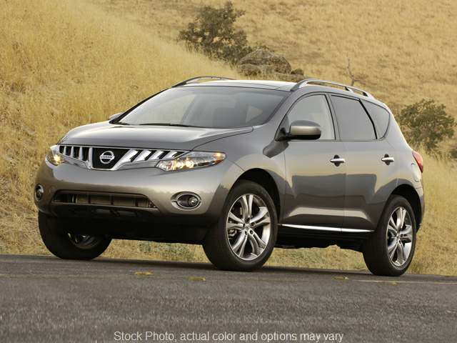 Used 2009  Nissan Murano 4d SUV AWD LE at Graham Auto Group near Mansfield, OH