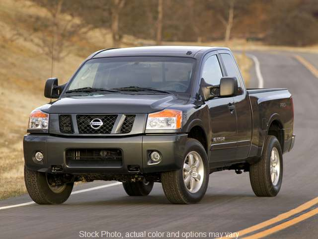 2009 Nissan Titan 2WD King Cab SE Longbed at Frank Leta Automotive Outlet near Bridgeton, MO