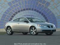 Used 2009  Pontiac G6 2d Coupe GT at Camacho Mitsubishi near Palmdale, CA