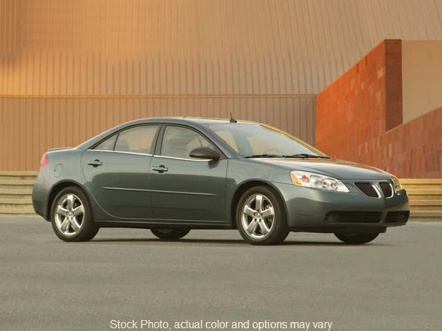 Used 2009  Pontiac G6 4d Sedan at Express Auto near Kalamazoo, MI