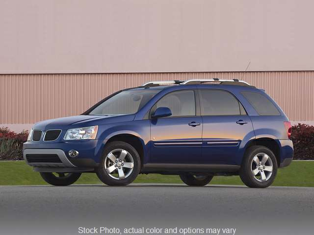 2009 Pontiac Torrent 4d SUV FWD GXP at Good Wheels near Ellwood City, PA